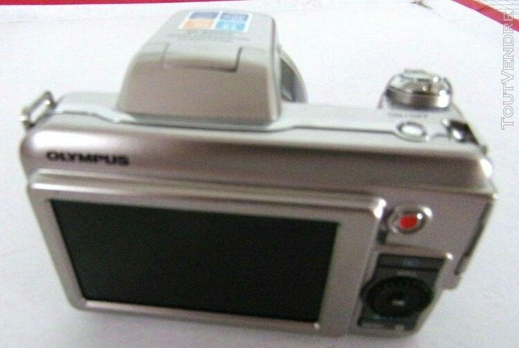 appareil photo olympus- sp-800uz -14 mpx 30x optical zoom (