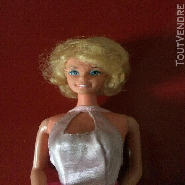 "Barbie vintage ""pretty changes "" superstar fashion 9577"