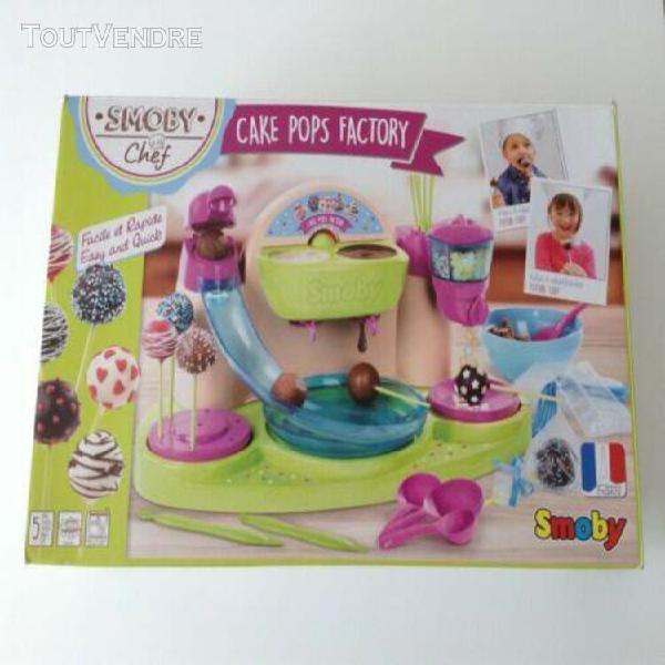 Cake pops factory - smoby