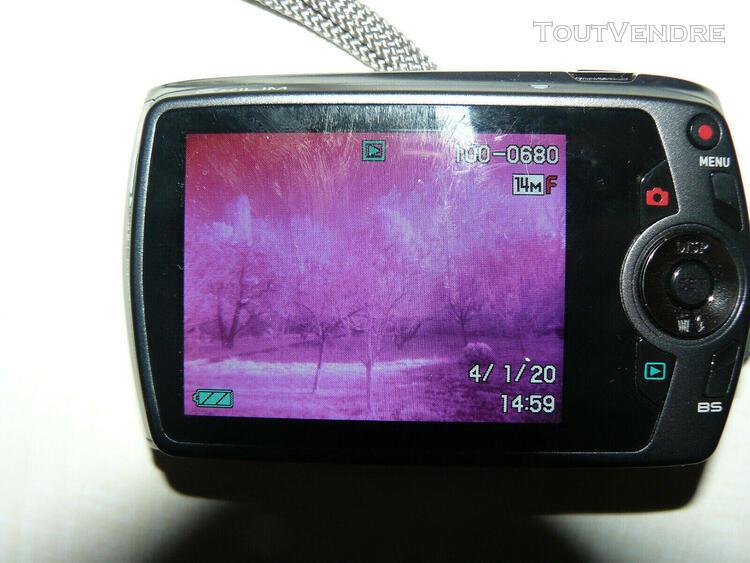 casio, infrared, ultraslim infrarouge converted camera, ufo,
