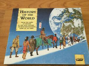 Jeu de plateau - history of the world - gibson games -