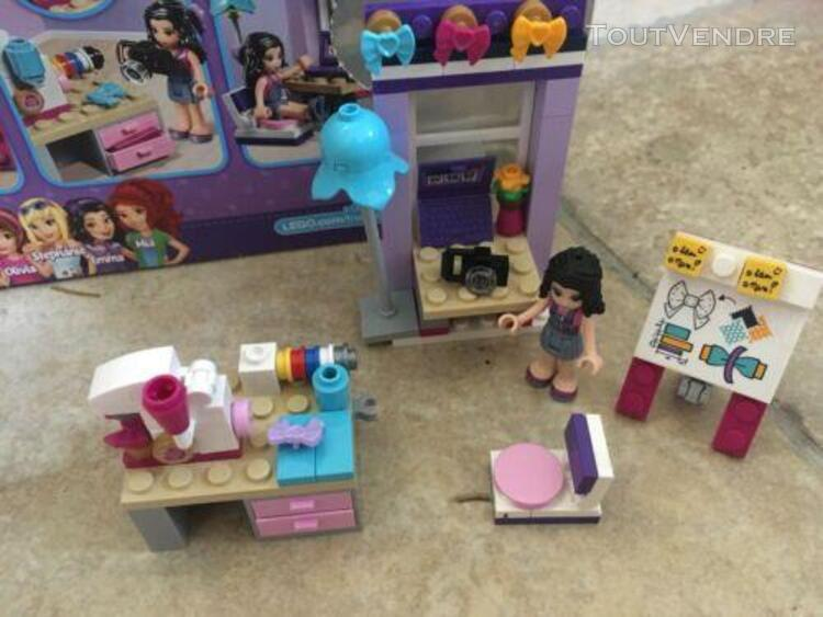 Lego friends complets num 41115 6-12 ans be