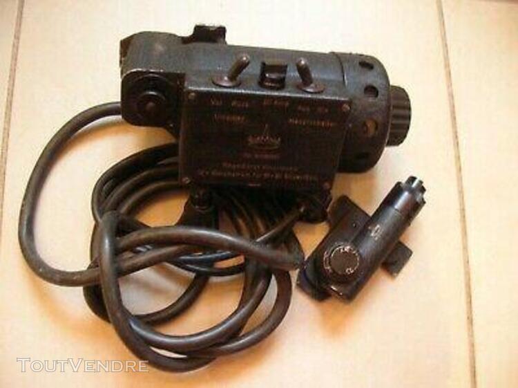 moteur motor de caméra allemande askania n°3008991