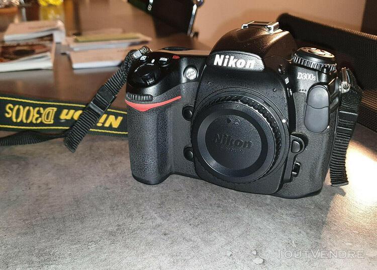 nikon d300s avec zoom nikkor dx 18-200mm et 6899