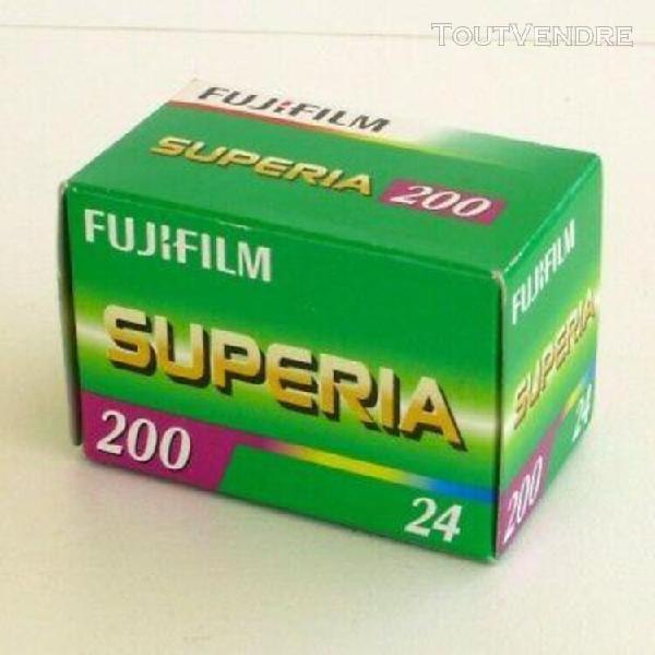 pellicule fujifilm superia 24 poses-fuji 200 asa-iso--peremp