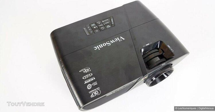 Projecteur viewsonic pjd5555w noir