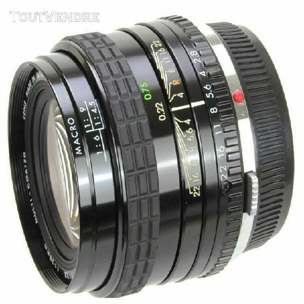 sigma 28 mm f/2.8 mc mini-wide ii lens olympus om mount