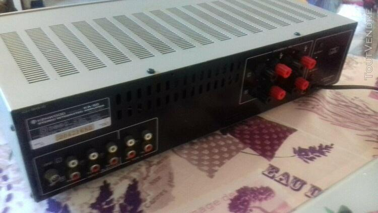 ampli amplificateur kenwood vintage ka 50