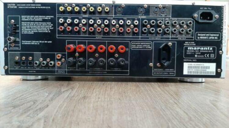 amplificateur-marantz. sr-4400.home-cine 6.1