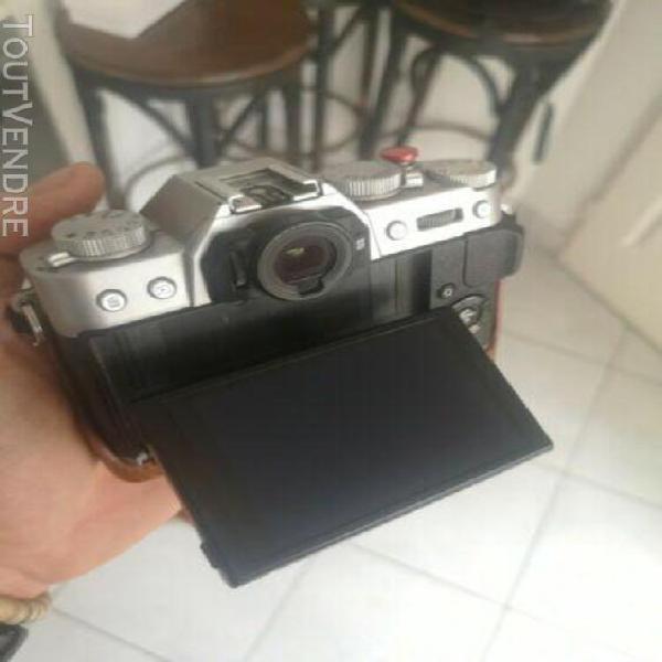 Fujifilm xt20 graphite silver