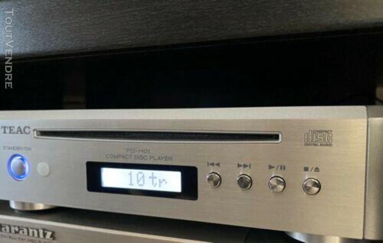 lecteur cd teac pd h01