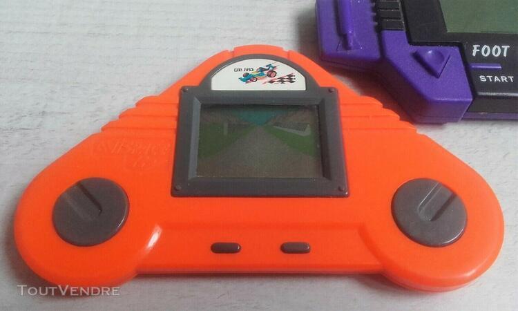 Lot de 3 anciens jeux vidéo électronique vintage avispace