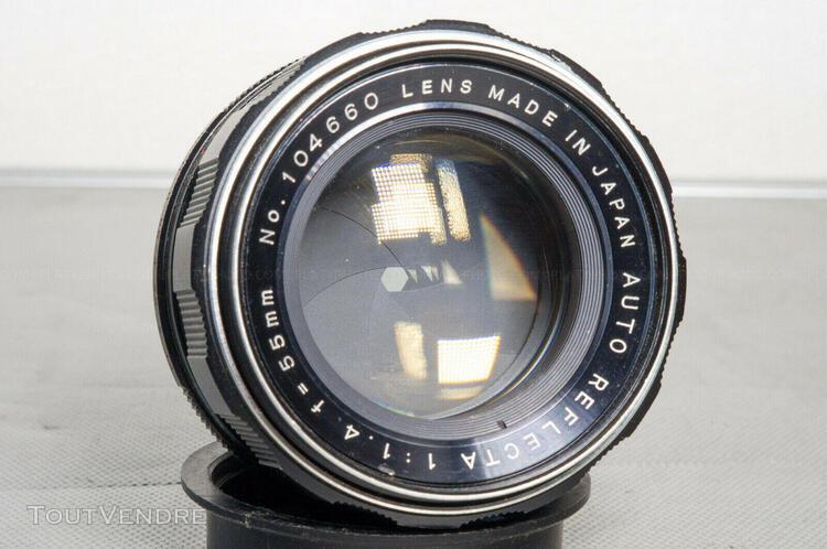 M42 auto reflecta 55mm f:1.4