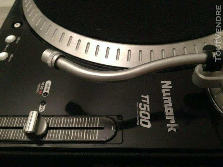 platine vinyle numark tt500 - (table de mixage pioneer dj t