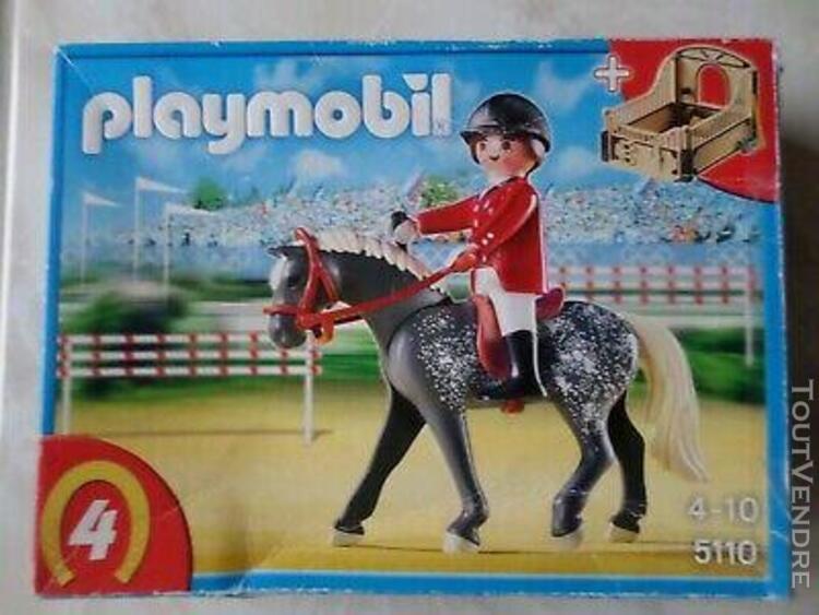 Playmobil équitation 5110