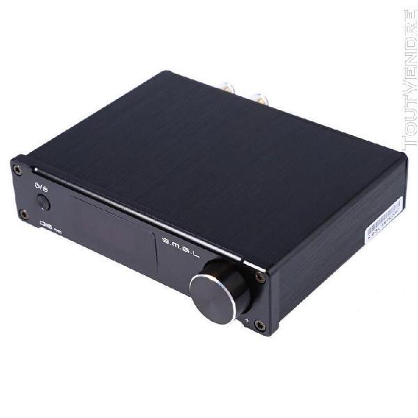 smsl q5 pro amplificateur fda 2x25w