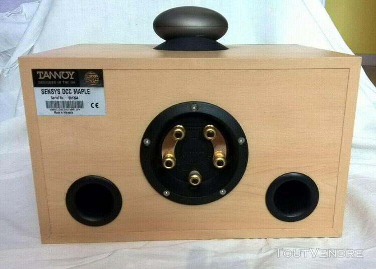 tannoy sensys dcc center speaker boxed