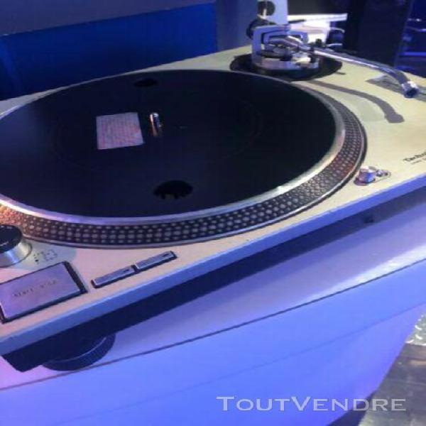 technics sl 1200 mk2 - platine vynil dj turntable