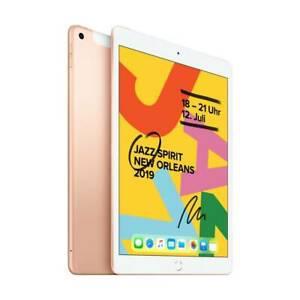 Apple ipad 10.2 (2019) mw6g2fd/a wifi + celular 128 go or 1