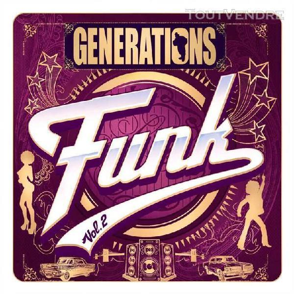 generations funk vol. 2