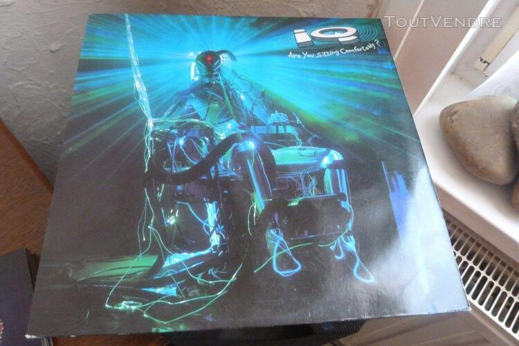 lp iq: are you sitting confortably (1989) holland press