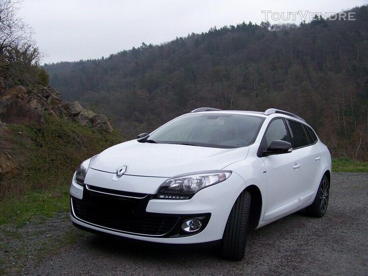 Renault megane iii estate 1,5 dci bose edition