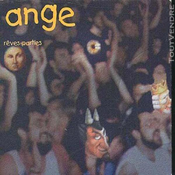 reve parties - live 1987-2000