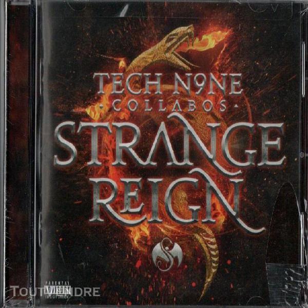 strange reign (import u.s)