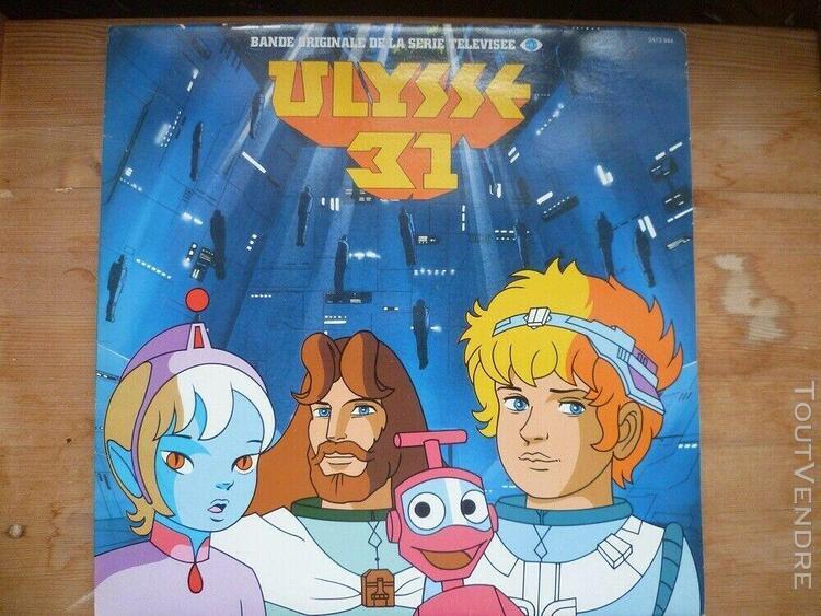 ulysse 31 33 tours 1981 fr3