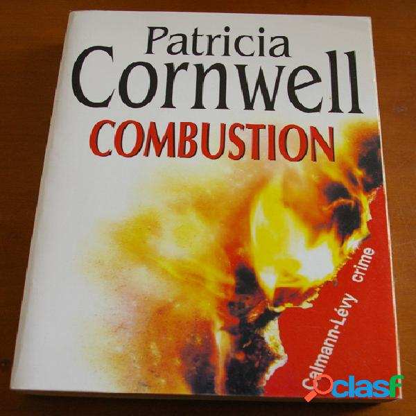Combustion, patricia cornwell