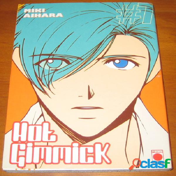 Hot gimmick n°7, miki aihara