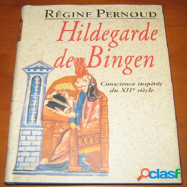Hildegarde de bingen, régine pernoud