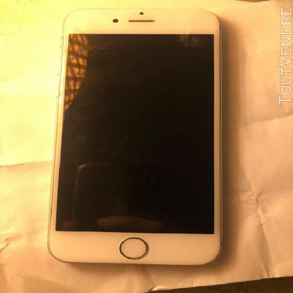 apple iphone 6 16 go - argent (désimlocké)