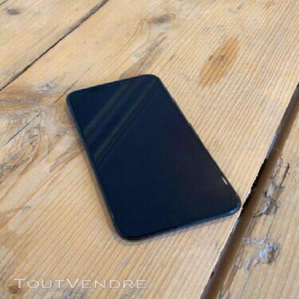 apple iphone x 256 go noir