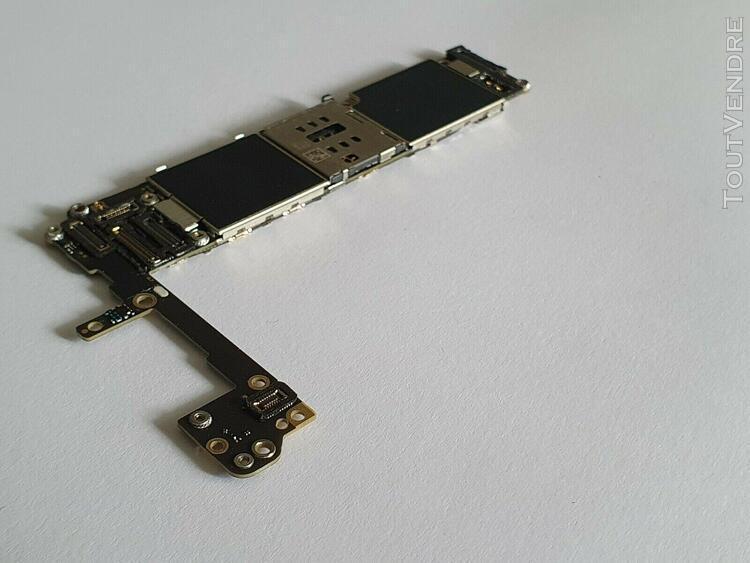 carte mÈre iphone 6s apple bloquÉe icloud motherboard