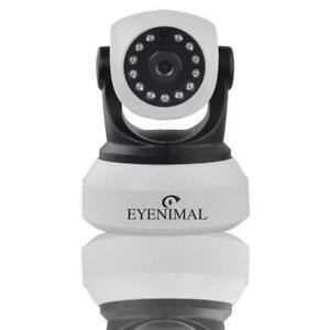 Eyenimal camera de surveillance pet vision live hd - pour