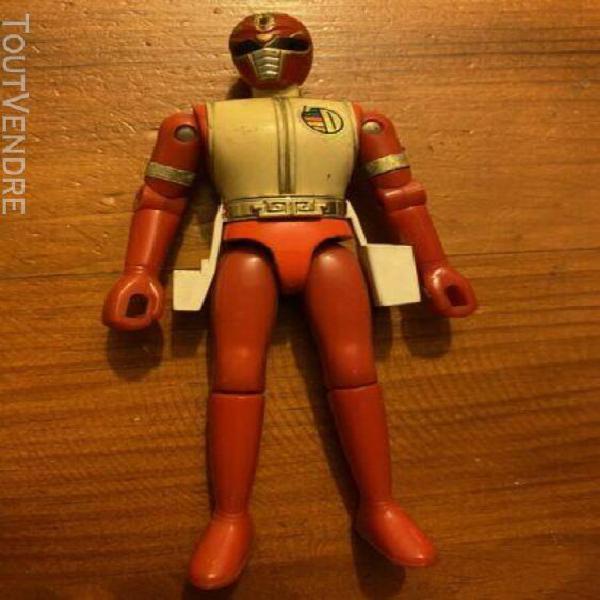 figurine ryuu ranger figure dairanger red.