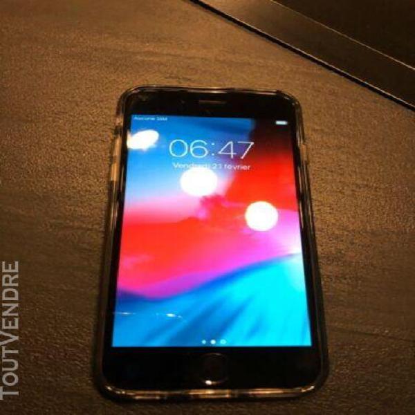 iphone 6 16 go - gris sidéral
