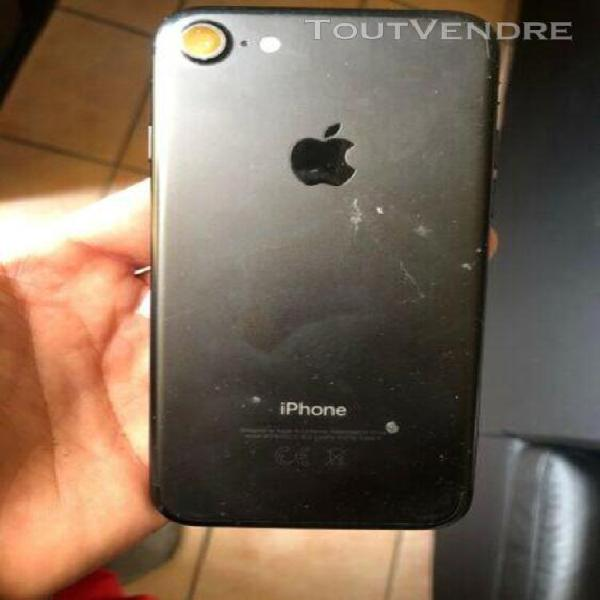 iphone 7 pour piece hs bloqué icloud clean