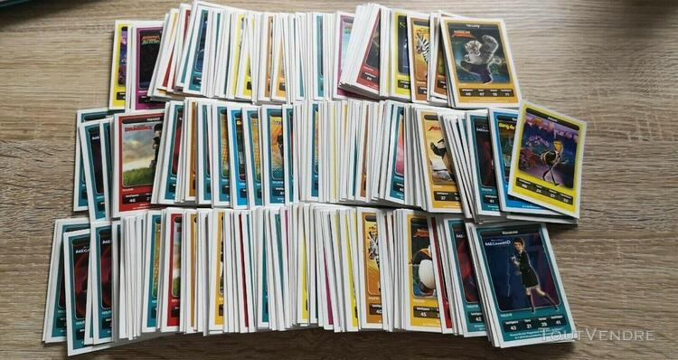 lot cartes dreamworks carrefour (10)