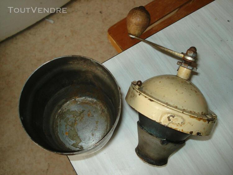 moulin a café bon état peugeot g1 fonctionne a nettoyer