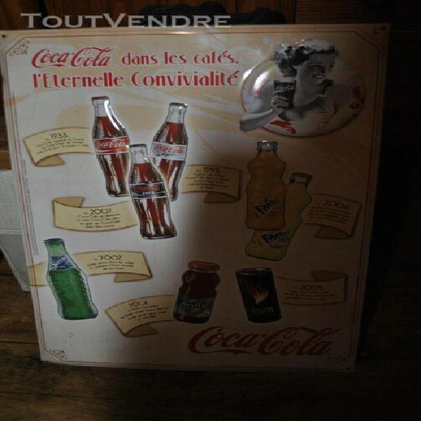PLAQUE METAL 20X15cm PAYSAGE LITTORAL CANNES FRANCE
