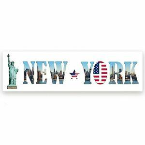 Sud trading company, sticker new-york