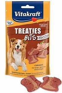 Vitakraft treaties bits pâté de foie friandise pour chien