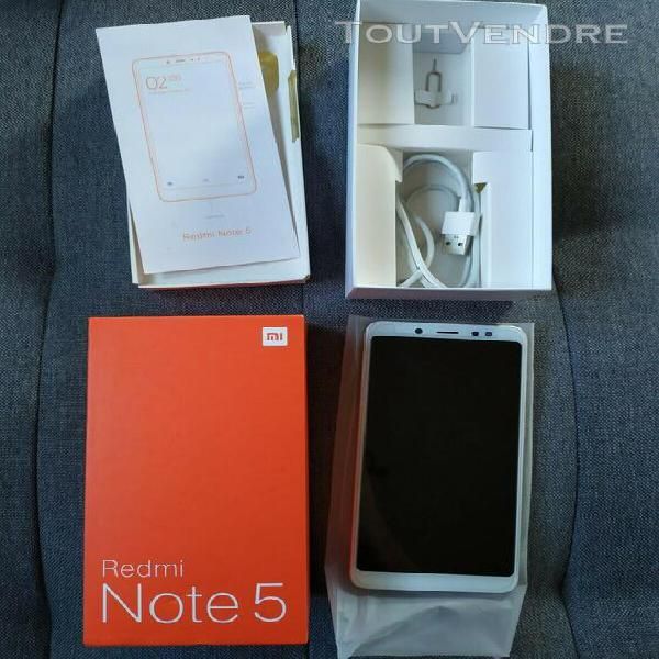 xiaomi redmi note 5a - 32 go - rose smartphone (Édition