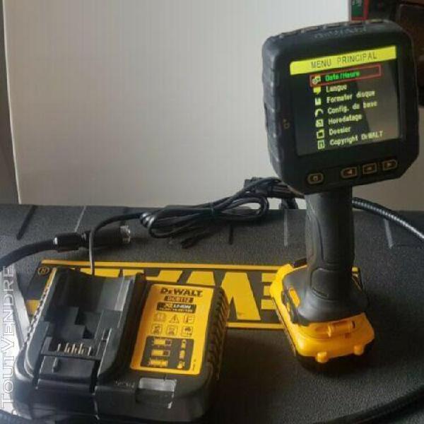 dewalt caméra d'inspection 10.8v 2.0ah - dct410d1 en super