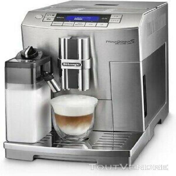 Machine café broyeur à grain delonghi ecam28.465.mb