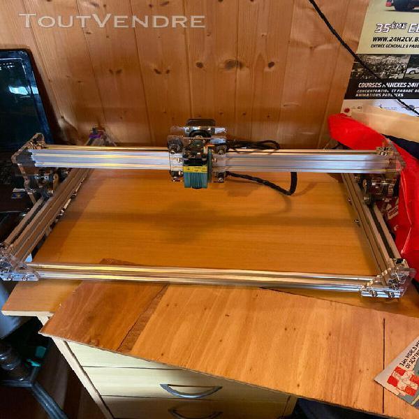 machine de gravure de laser de bureau de graveur de laser bu