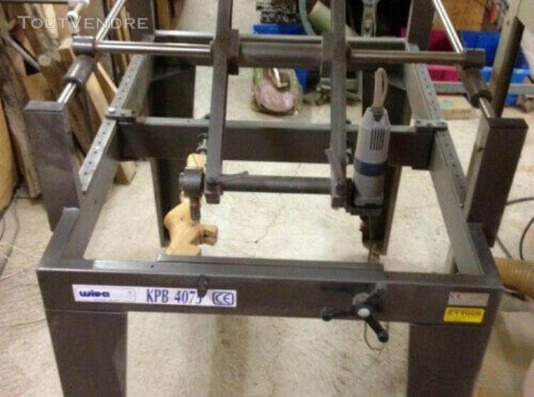 machine à reproduire copier sculpter imiter façonner