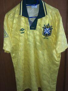 Maillot foot porté match worn ancien vintage coupe du monde